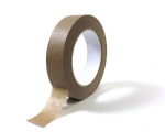 Brown Self-Adhesive Picture Framing Tape (25mm, 50m roll)